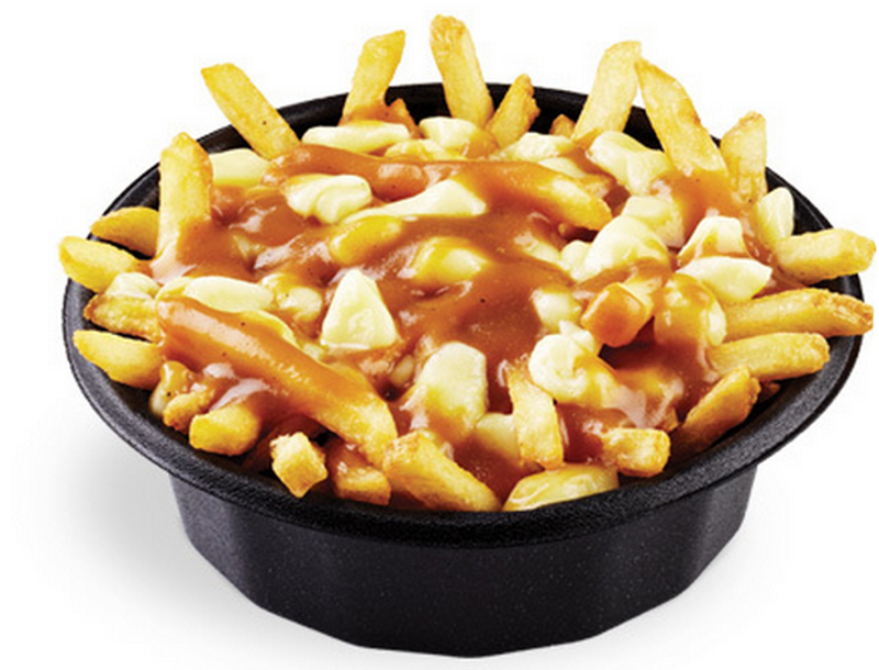 Canadian Fast Food O Canada