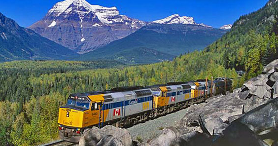 VIA Rail Lets You Discover the Beauty of Canada   O' Canada